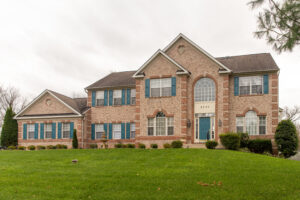 Exterior of Assisted Living home